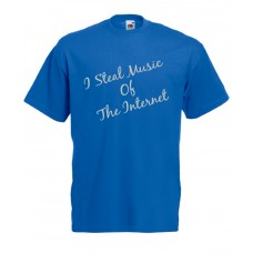 I Steal Music Of The Internet