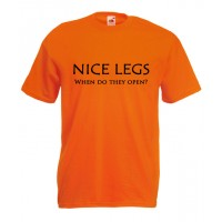 NICE LEGS - When do they open