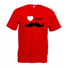 Love your mustache - Movember