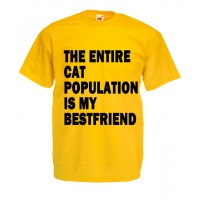 The Entire Cat Population